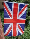 HAND WAVING FLAG - Union Jack